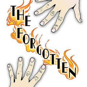 THE FORGOTTEN - T-SHIRT by MusoMagicMerch