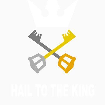 Kingdom Hearts - Hail To The King by Kingdomkey55