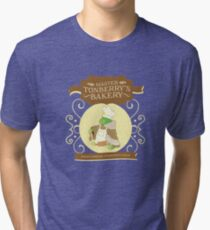 Master Tonberry's Bakery Tri-blend T-Shirt
