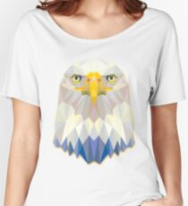 Eagle Animals Gift Women's Relaxed Fit T-Shirt