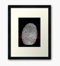 Individual  Framed Print