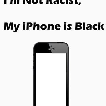 My iPhone Is Black by ArrogantMedia