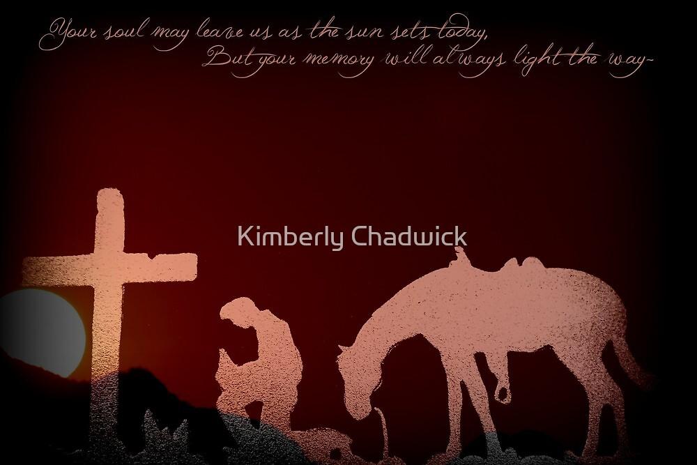 Cowboy Sympathy  by Kimberly Chadwick