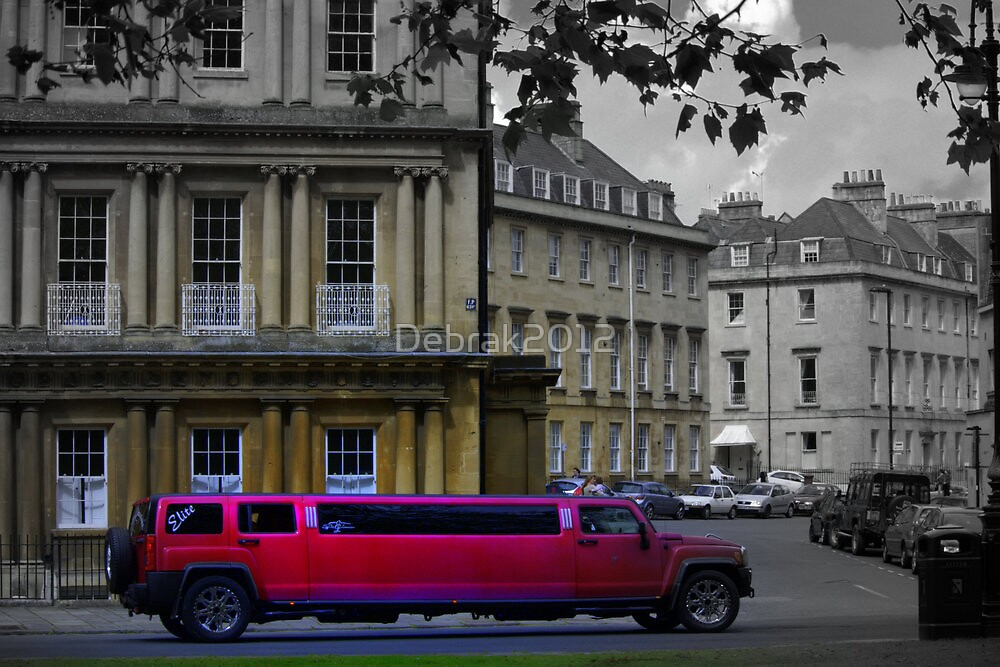 stretch Limo in Royal Circus by Debrak2012