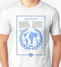 THE SOKOVIA ACCORDS Unisex T-Shirt