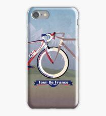 Tour De France Bike iPhone Case/Skin