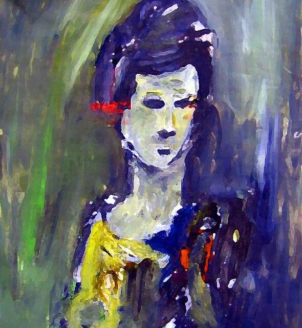 la geisha serenissima by catullus