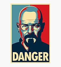 Danger  Photographic Print
