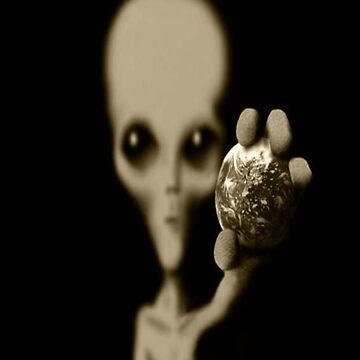 world in my hand by yetiman