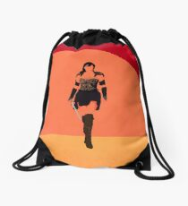 Xena the Warrior Princess Drawstring Bag