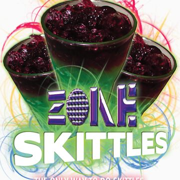 Zone Skittles by zonenightclub