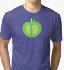 My little Pony - Big Mac Cutie Mark V3 Tri-blend T-Shirt