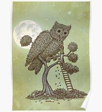 The Night Gardener Poster