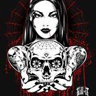 Kill It Vampire Girl  by ryankrupnick