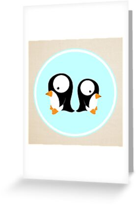 JUST SOME PENGUINS by maines