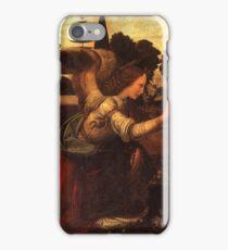 Archangel Gabriel Annunciation iPhone Case/Skin