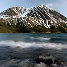 King's Throne overlooking Kathleen Lake by Marty Samis