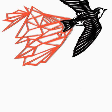 Swallow Geometry by thethinks