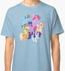 My Little Pony Group Classic T-Shirt