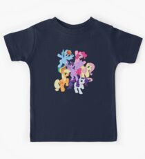 My Little Pony Group Kids Clothes