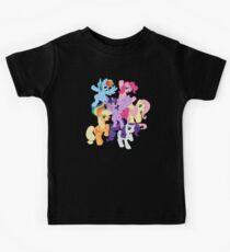 My Little Pony Group Kids Tee