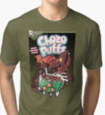 Chozo Puffs Tri-blend T-Shirt