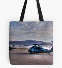 Desert Blackhawks Tote Bag
