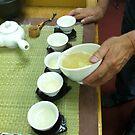 Korean Tea Party by identit3a