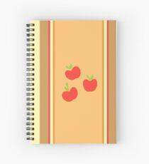 Applejack Spiral Notebook