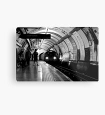 London - The Piccadilly Line, Earl's Court Metal Print