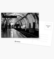 London - The Piccadilly Line, Earl's Court Postcards