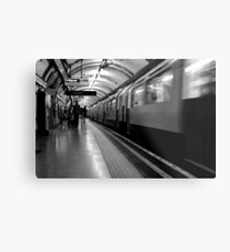 London - The Piccadilly Line Earl's Court 2 Metal Print