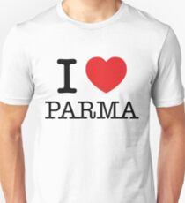 I <3 Parma Unisex T-Shirt