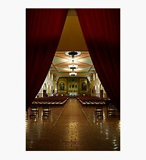 Santa Clara de Asis Mission #4 Photographic Print