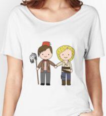 Eleven & River Pandorica Kawaii Design Women's Relaxed Fit T-Shirt