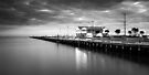 Port Melbourne - Princes Pier by Christine Wilson