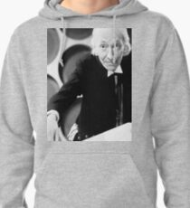 William Hartnell Pullover Hoodie