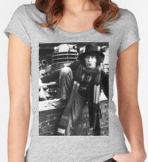 Tom Baker Women's Fitted Scoop T-Shirt