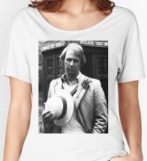 Peter Davison Women's Relaxed Fit T-Shirt