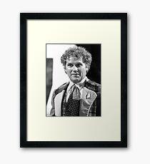 Colin Baker Framed Print