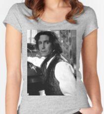 Paul McGann Women's Fitted Scoop T-Shirt