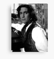 Paul McGann Canvas Print