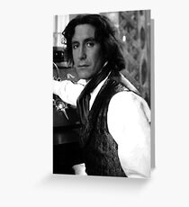 Paul McGann Greeting Card