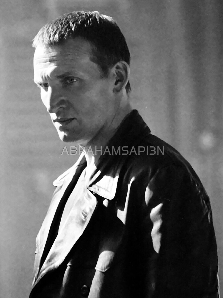 Christopher Eccleston by ABRAHAMSAPI3N