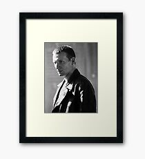 Christopher Eccleston Framed Print