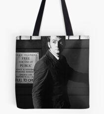David Tennant Tote Bag