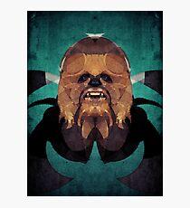 Chewbacca Photographic Print