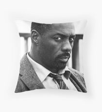 John Luther - 2 Throw Pillow