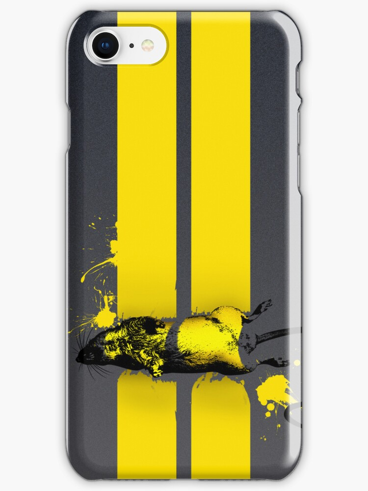Roadkill iphone by Naf4d