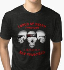 Lords of Death Tri-blend T-Shirt